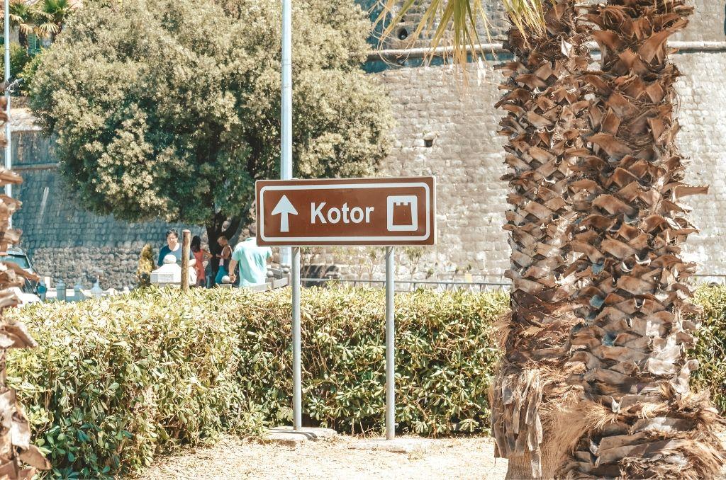 Miasto Kotor