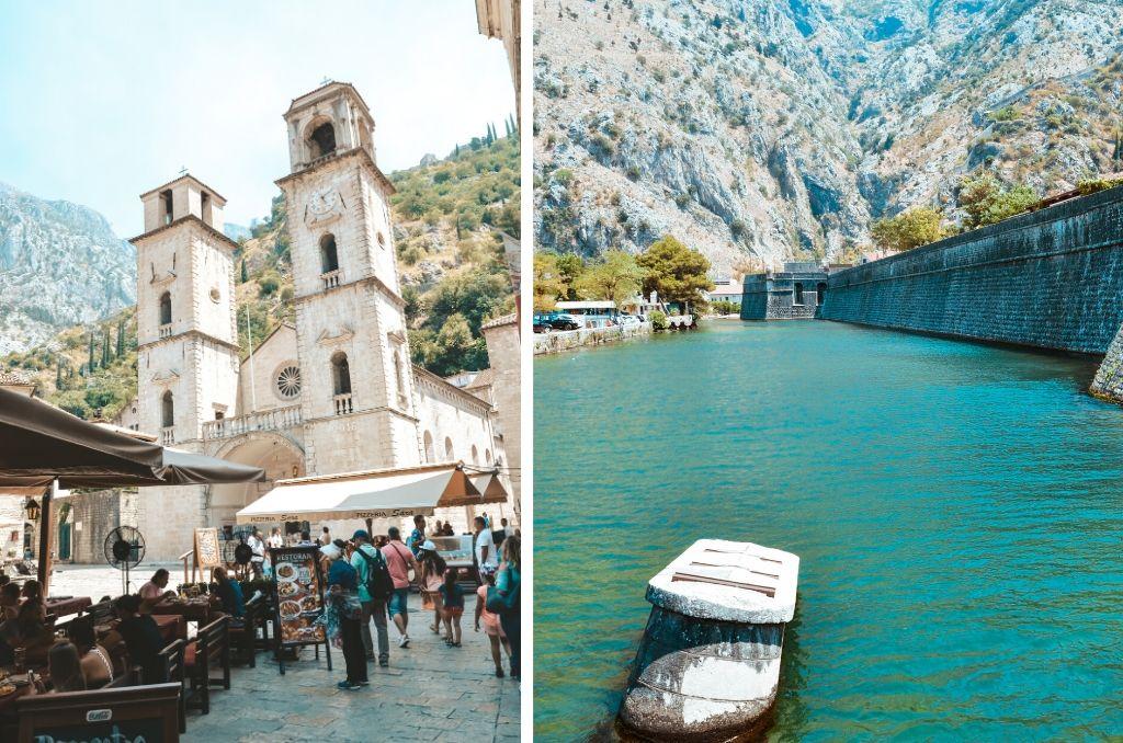 Boka Kotorska Czarnogóra Montenegro Kotor
