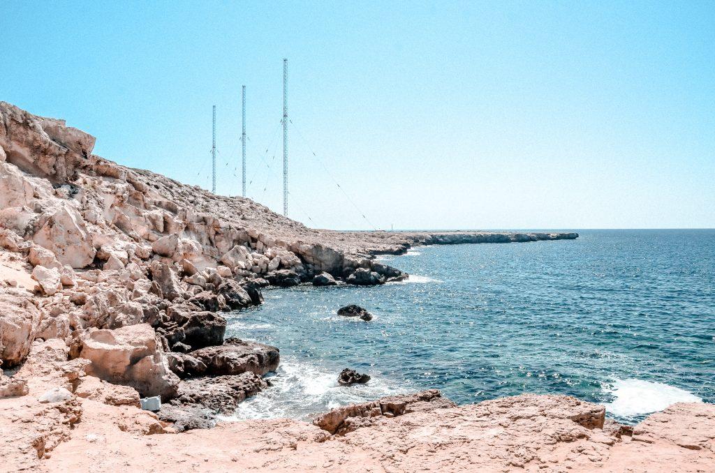 Cape Greco Cyprus Cypr