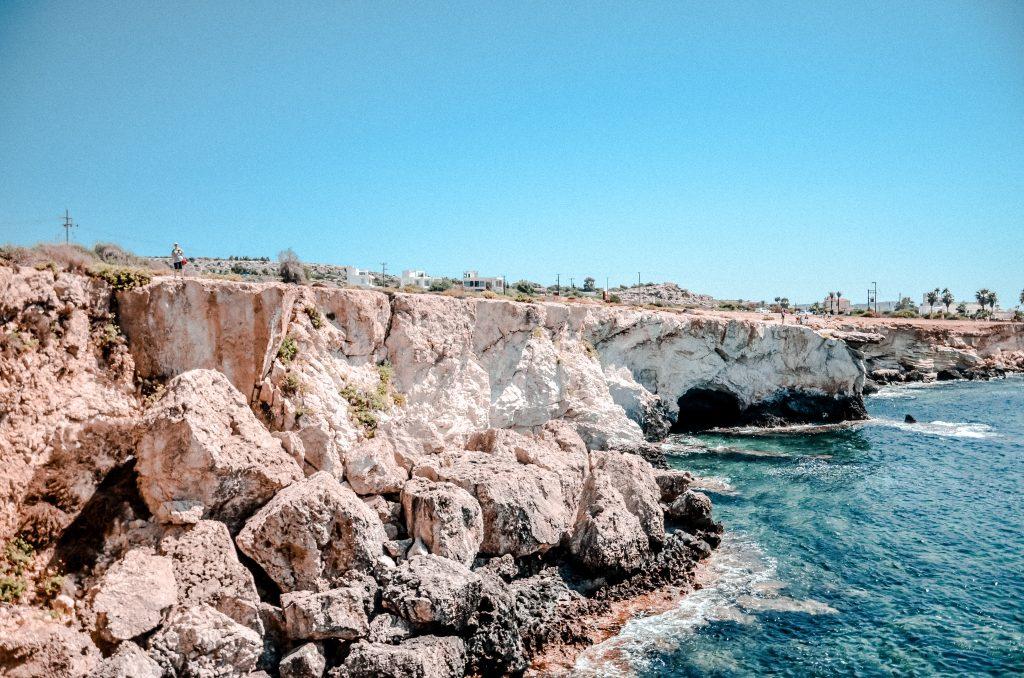 Cape Greco Cypr