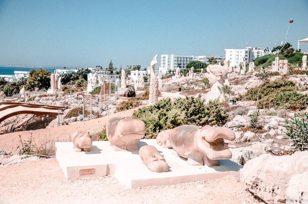Park rzeźb Cypr