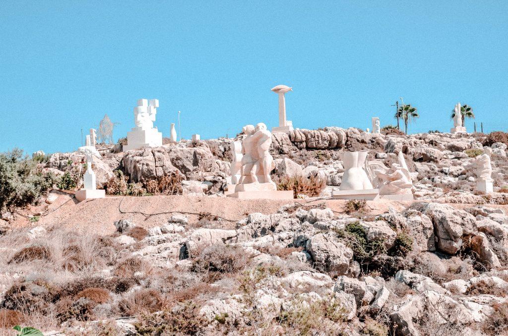 Park rzeźb Ayia Napa