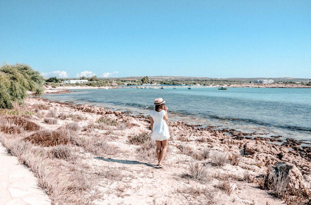 Plaża Landa