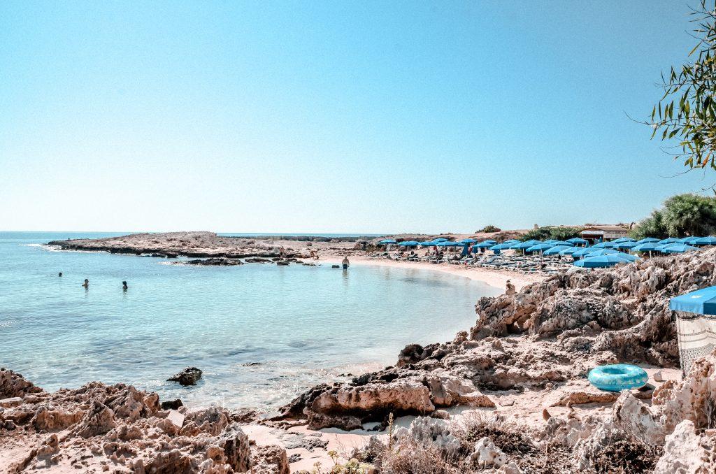 Plaża Makronissos