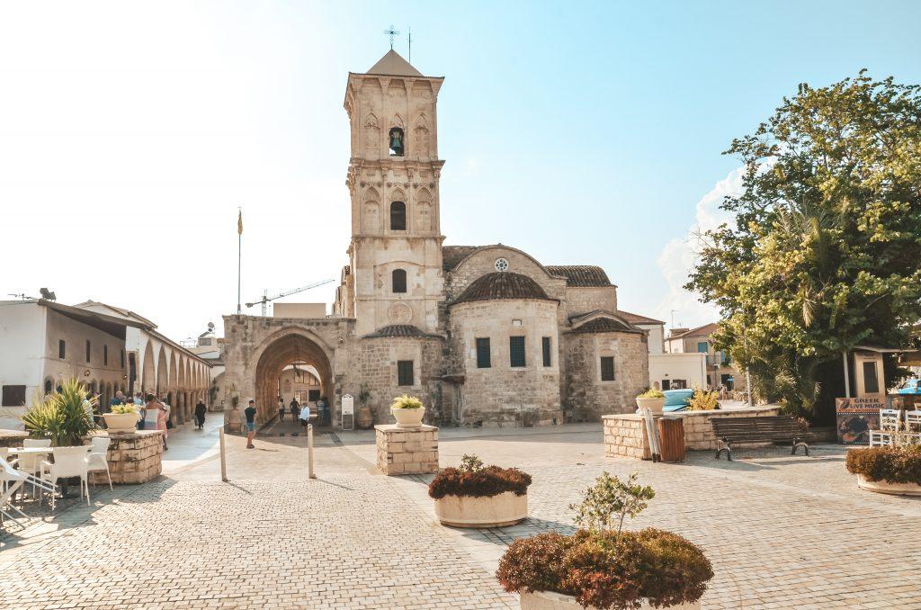 Larnaka Cypr Larnaca Cyprus