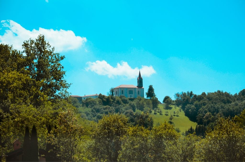 Kościół w Słowenii