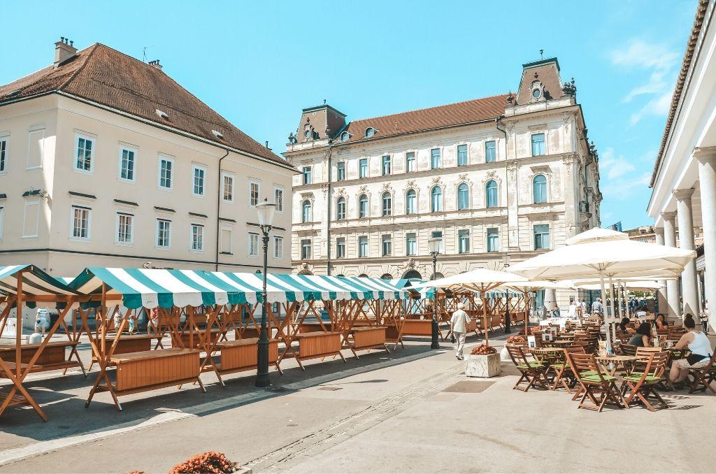Stare Miasto w Lublanie