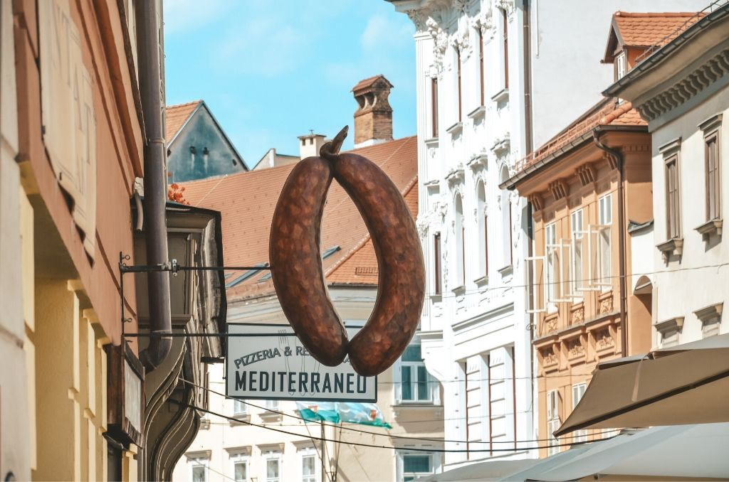 Lublana Stare Miasto
