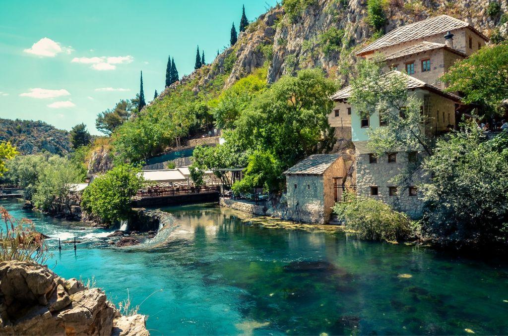 Blagaj Bośnia i Hercegowina