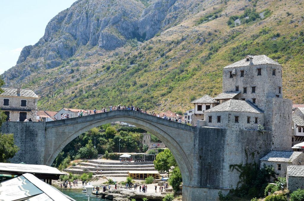 Mostar Bośnia i Hercegowina