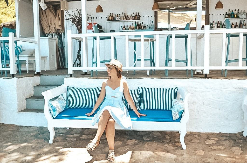 Grecka restauracja na Hydrze