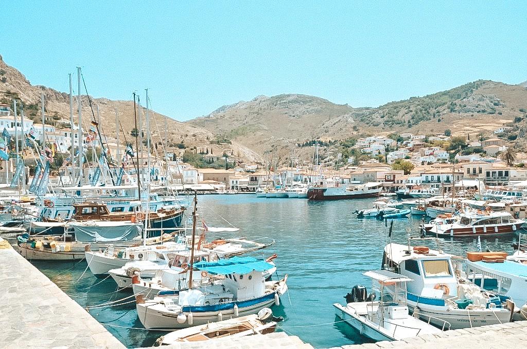 Wyspa Hydra, Grecja
