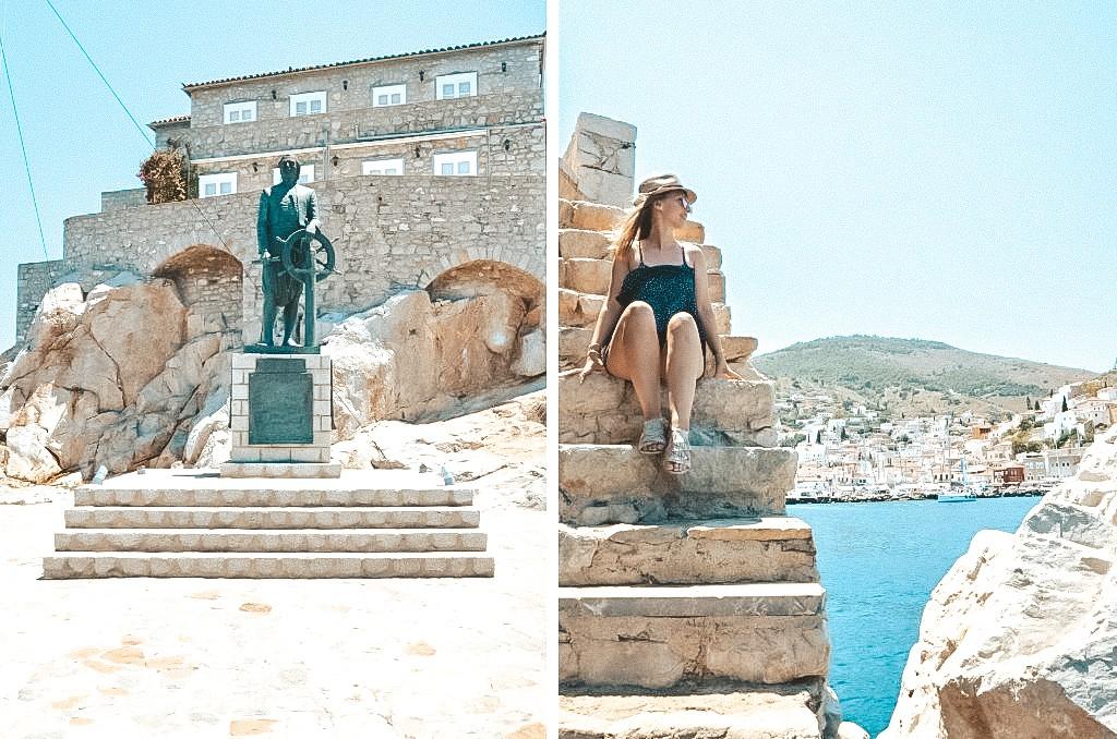 Port na Hydrze