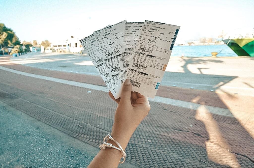 Bilety Pireus - Hydra