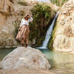 Park Ein Gedi – fascynujące miejsce w Izraelu