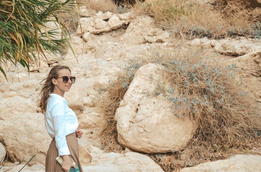 Park Ein Gedi Izrael