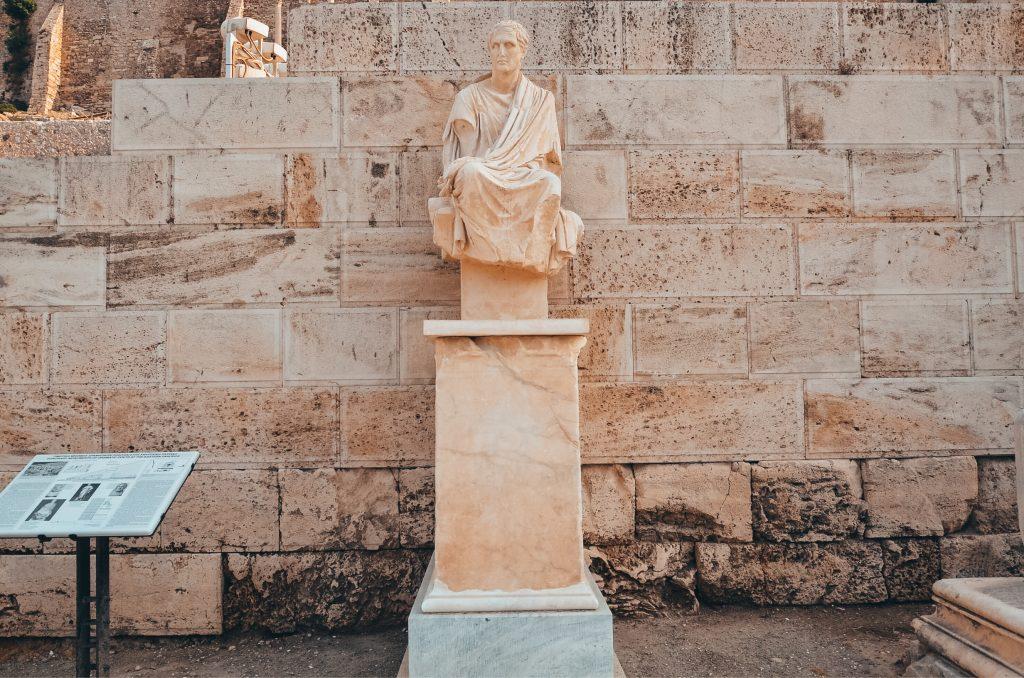 Posąg grecki