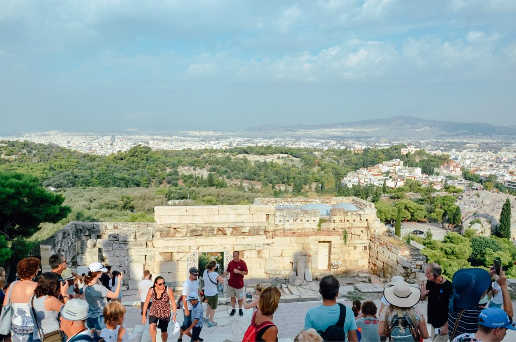Akropol ruiny
