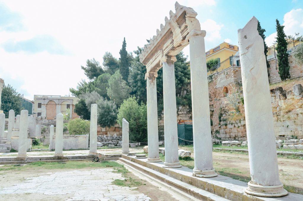 Ruiny Agory Rzymskiej