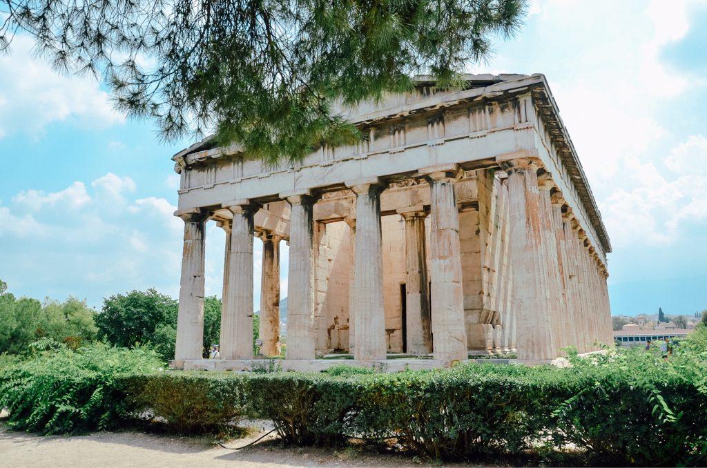 Świątynia Hefajstosa w Atenach