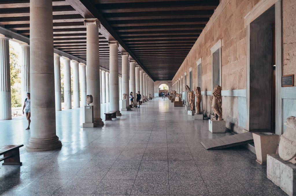 Muzeum Agory Greckiej