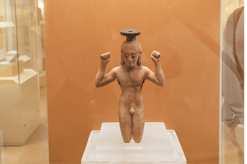 Rzeźby z czasów Starożytnej Grecji