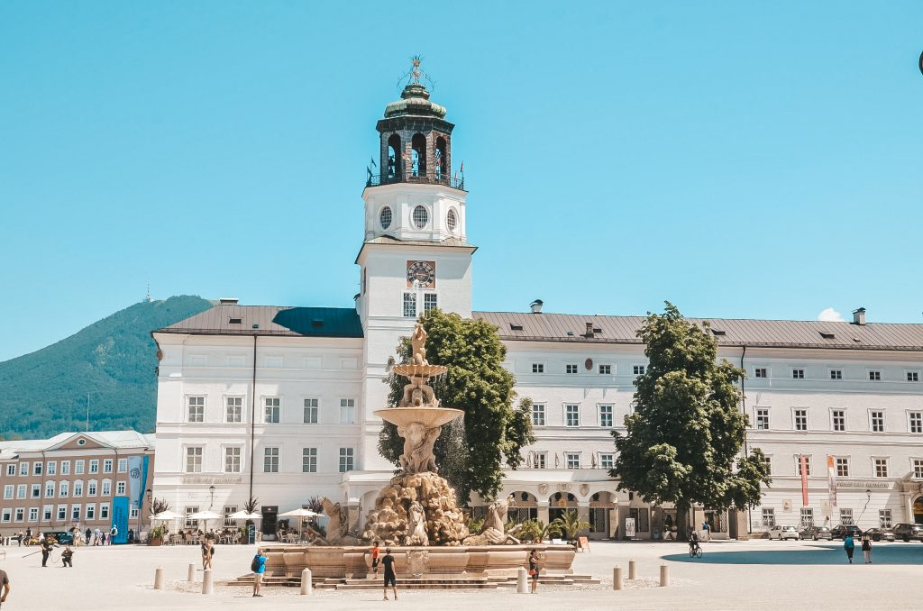 Mozarts Platz
