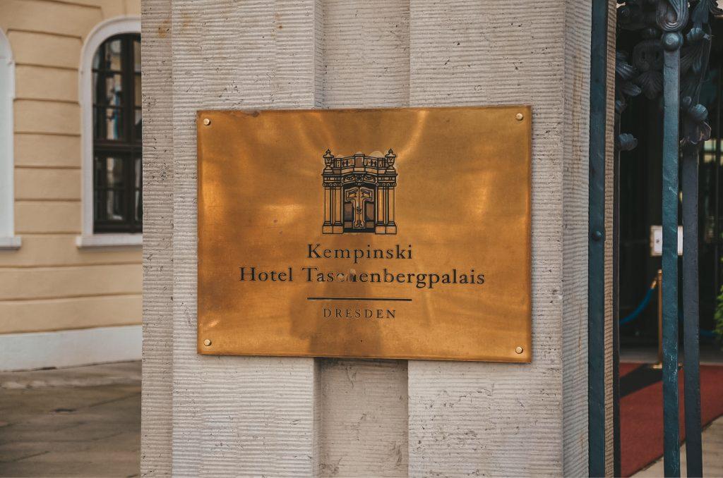 Drezno Kempinski Hotel