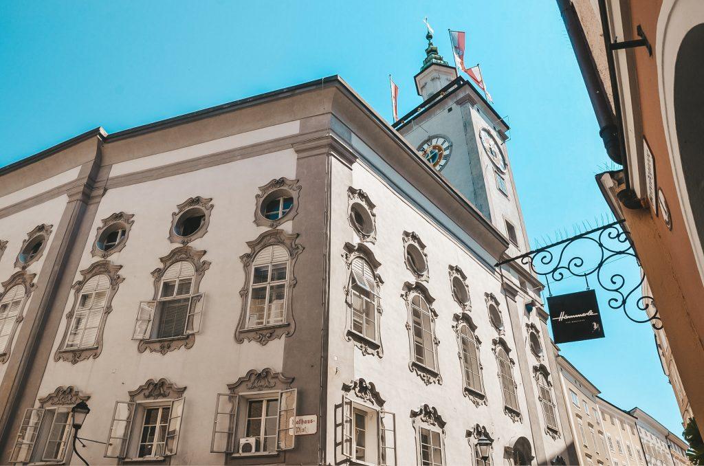 Salzburg w 1 dzień