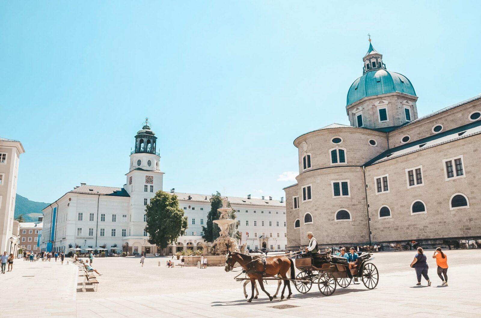 Salzburg -10 rzeczy, które musisz zrobić w mieście Mozarta