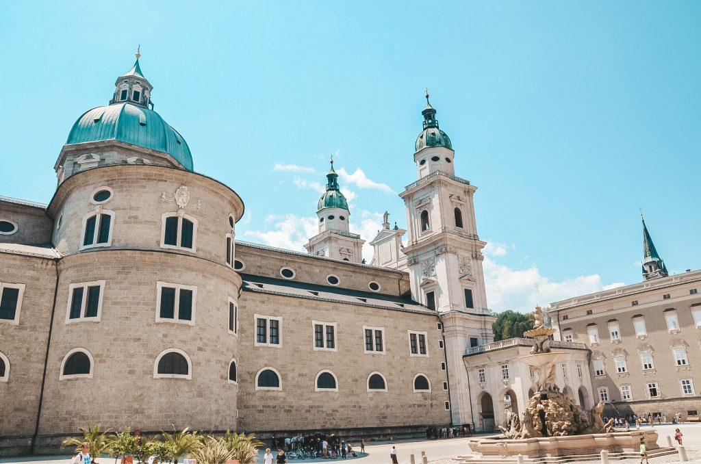 Katedra w Salzburgu